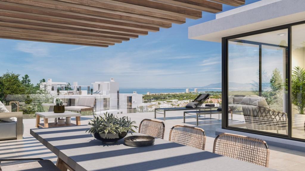 Luxusni penthouse Marbella Cabopino