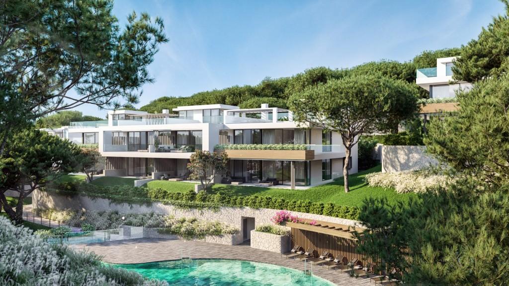 Developersky projekt apartmanu Marbella