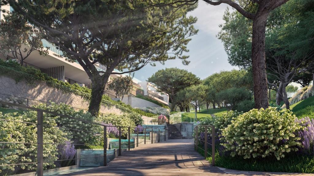 Luxusni apartmany Marbella Cabopino