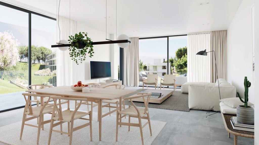 Luxusni bydleni u more interier