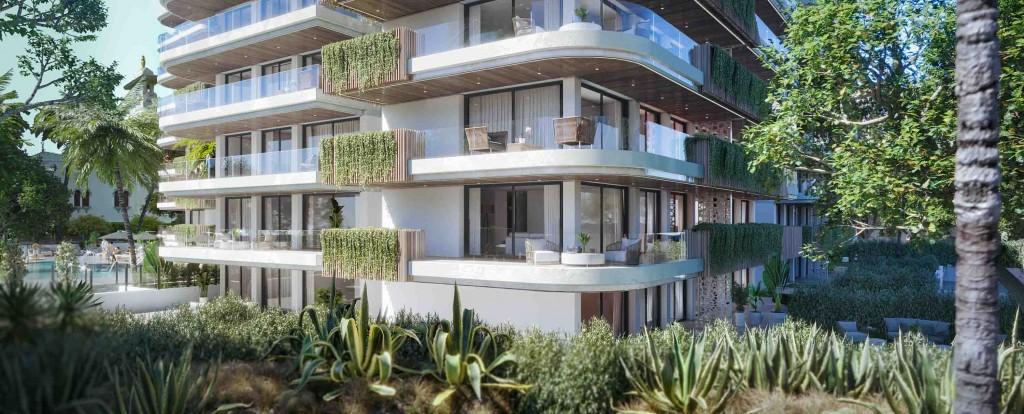 Moderni architektura Costa del Sol
