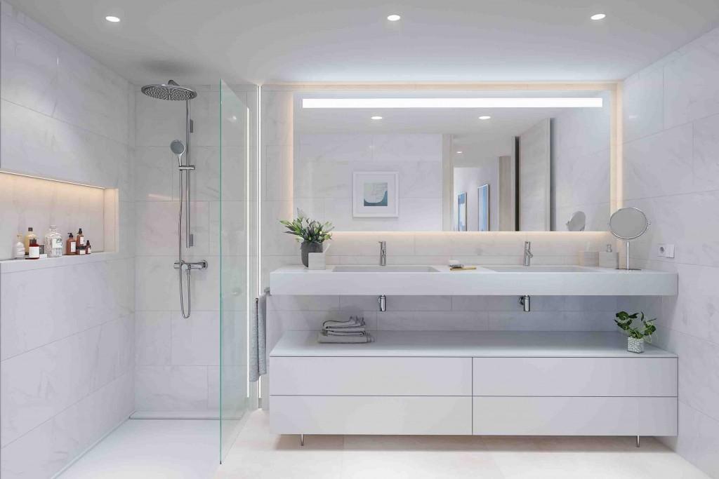 Moderni koupelna