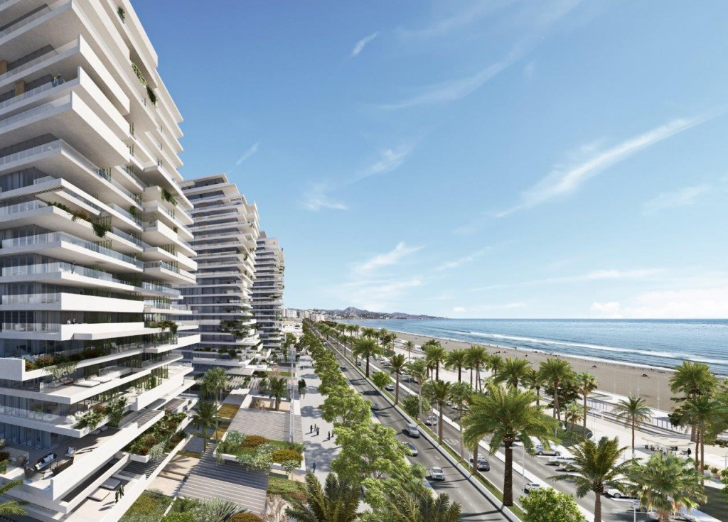 Moderni bydleni Malaga