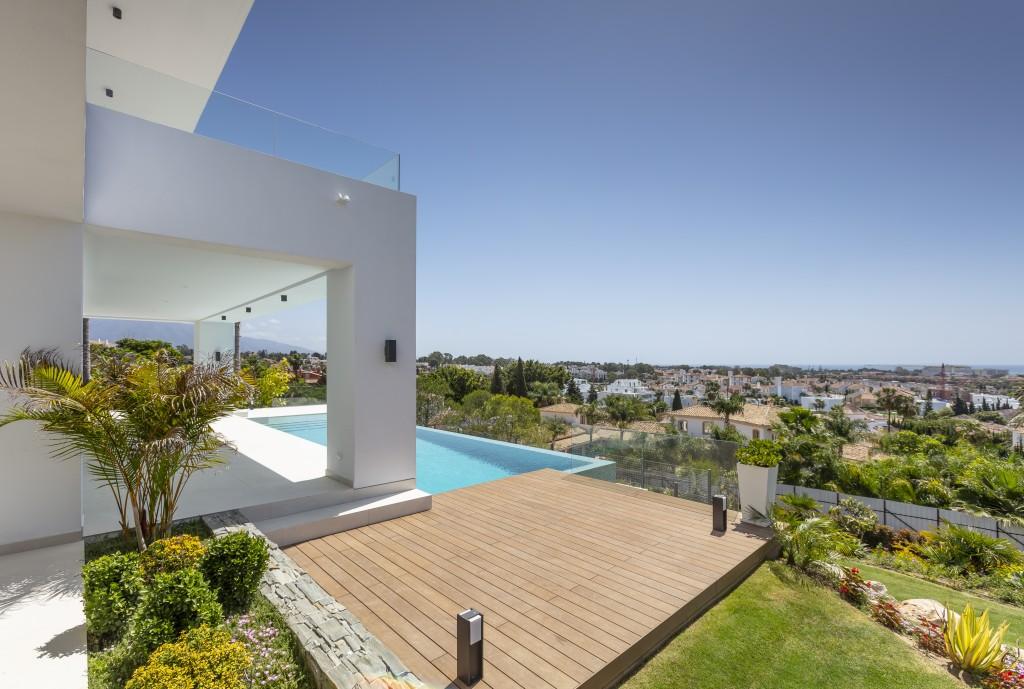 Moderni architektura u more