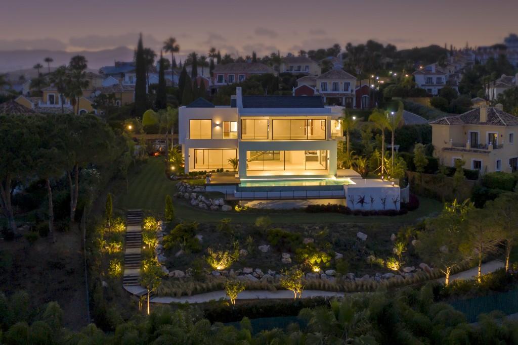 Luxusni vila Costa del Sol
