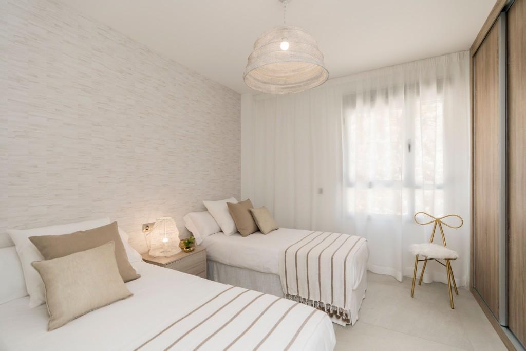Golfovy apartman interier pokoj hoste