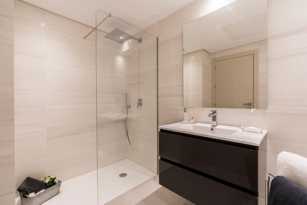 Golfovy apartman koupelna