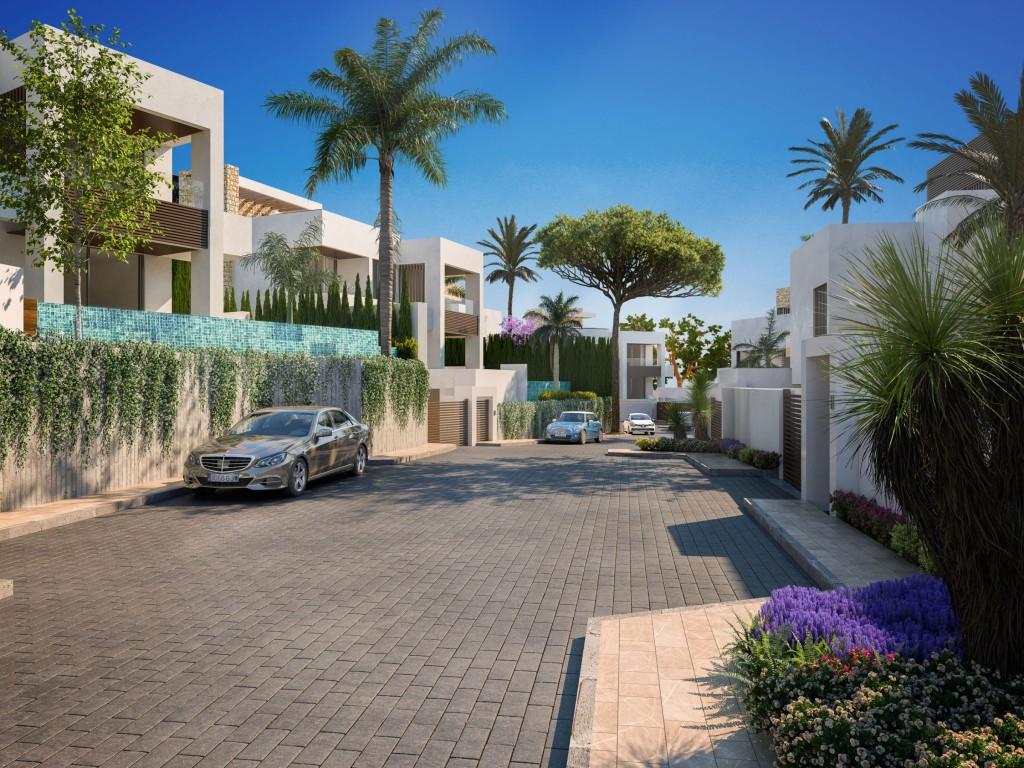 Luxusni projekt vil Marbella
