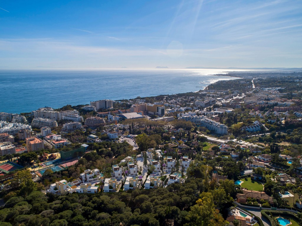 Luxusni vilovy komplex Marbella