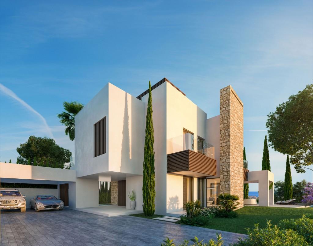 Moderni vila Marbella