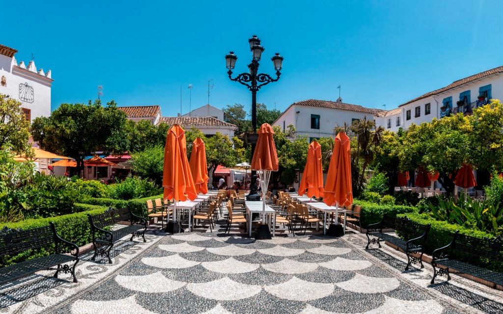 Marbella casco antiguo