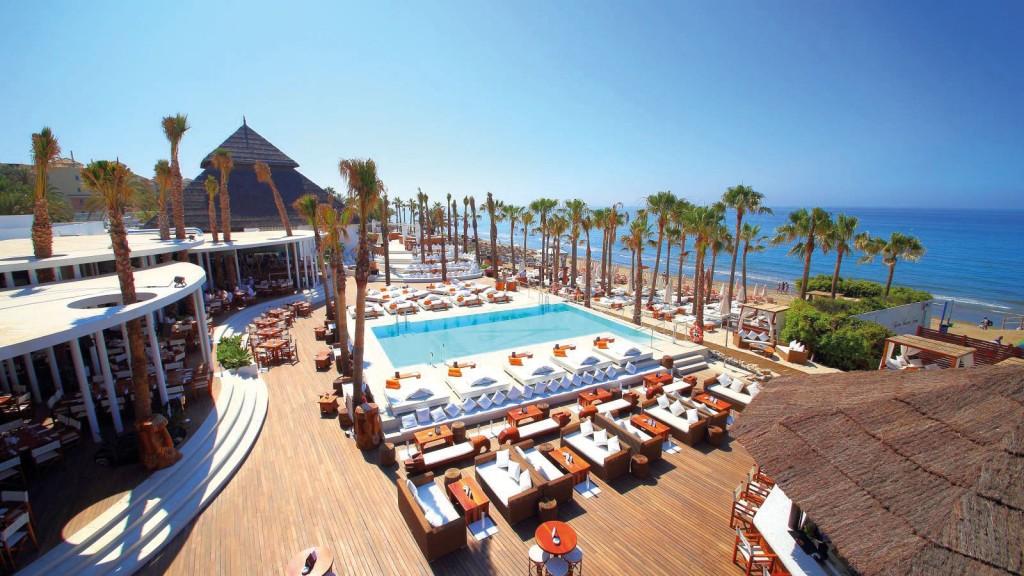 Plazovy klub Marbella