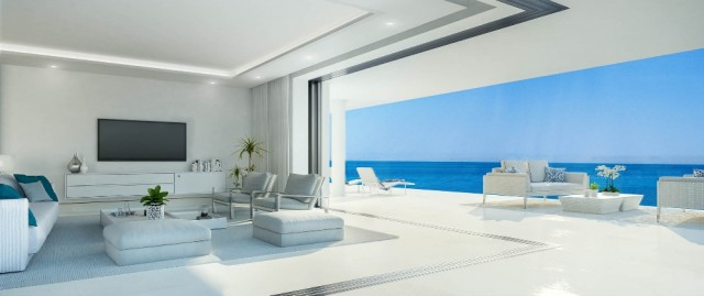 Amazing, Beachfront ´Smart´ Apartment For Sale, Beachfront location. Estepona.  (23)