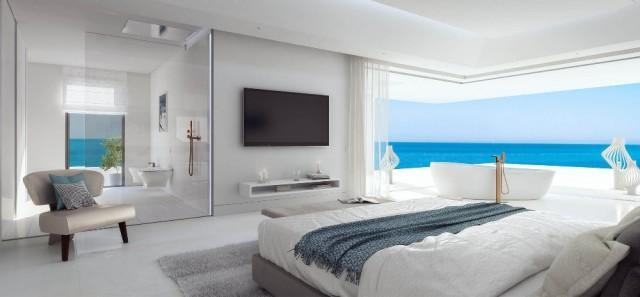 Amazing, Beachfront ´Smart´ Apartment For Sale, Beachfront location. Estepona.  (29)