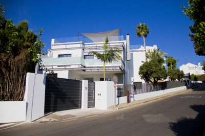 781563 - Detached Villa For sale in Guadalmina Alta, Marbella, Málaga, Spain
