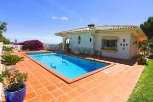 Detached Villa for sale in Mijas, Málaga, Spain
