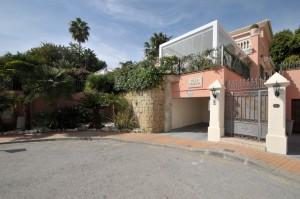 Detached Villa Sprzedaż Nieruchomości w Hiszpanii in Nagüeles, Marbella, Málaga, Hiszpania