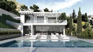 Detached Villa Sprzedaż Nieruchomości w Hiszpanii in Torreblanca, Fuengirola, Málaga, Hiszpania