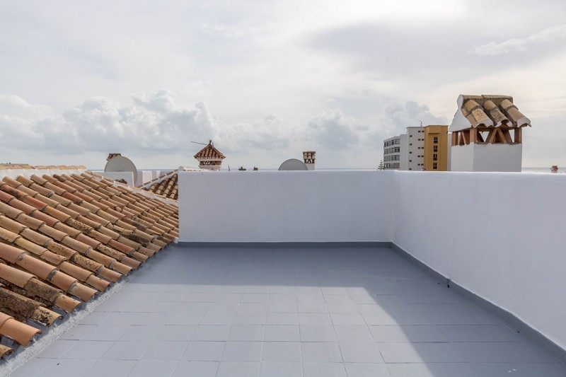 11 Roof terrace