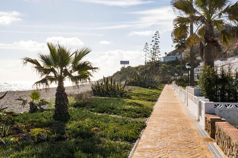 19 Path along the beach