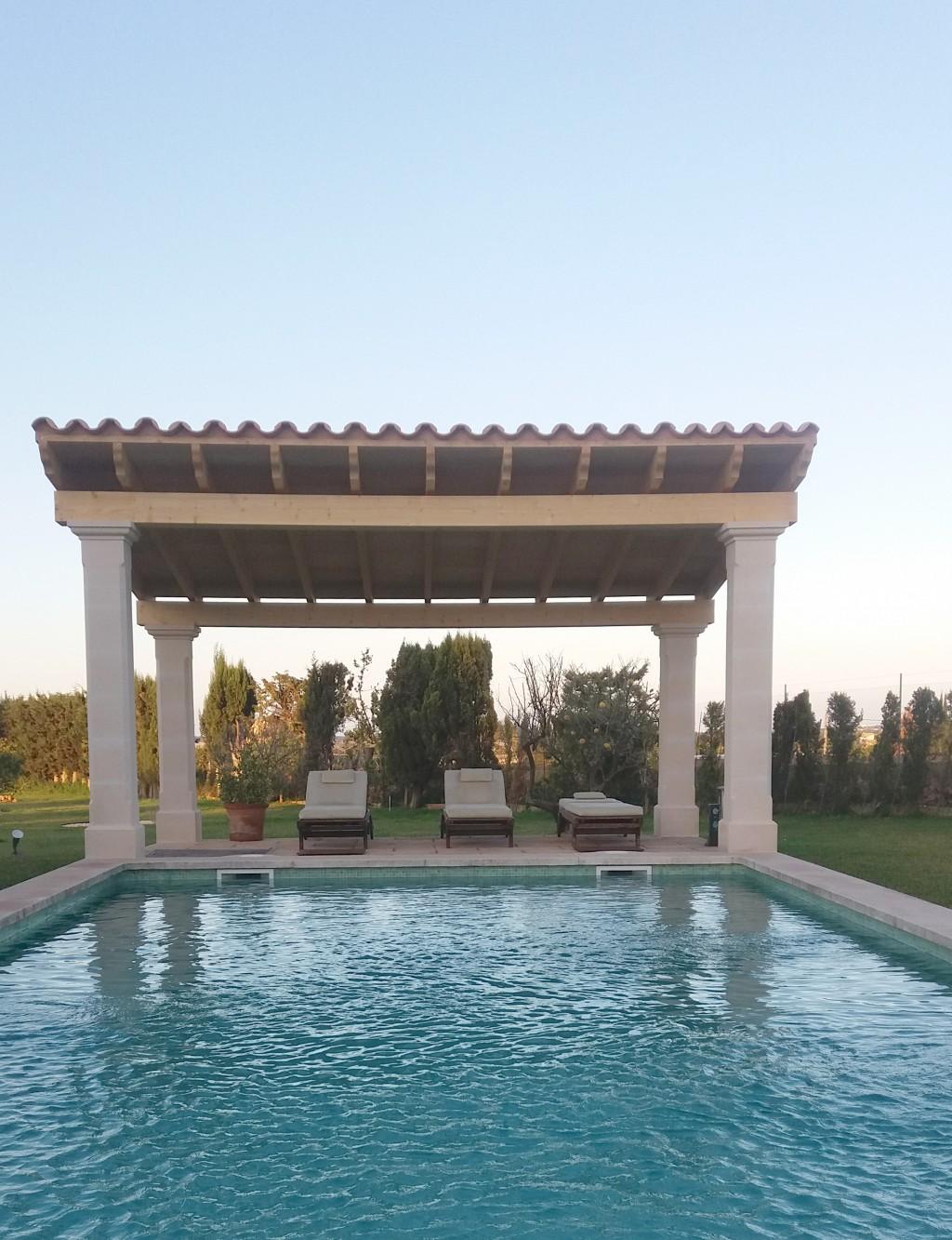 Pool 10 x 5 m