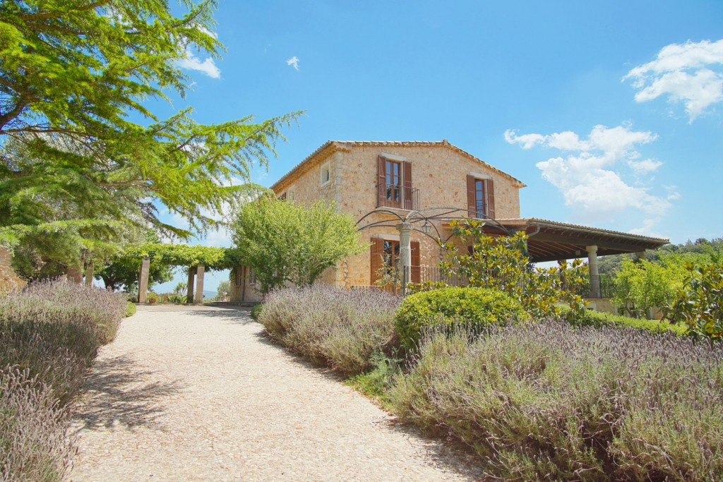 Pollensa country house