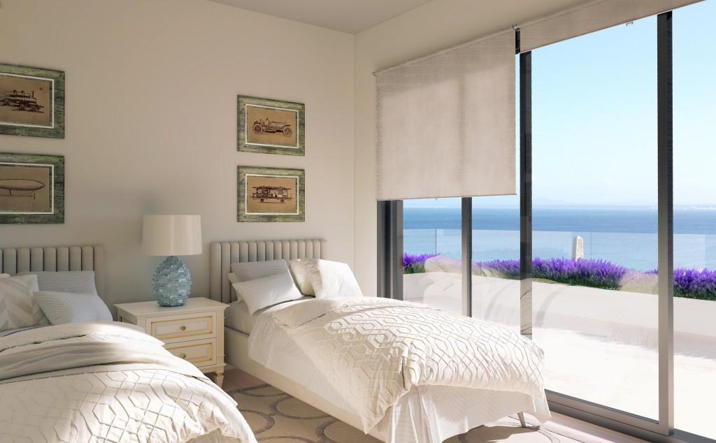 dormitorio invitados casa A