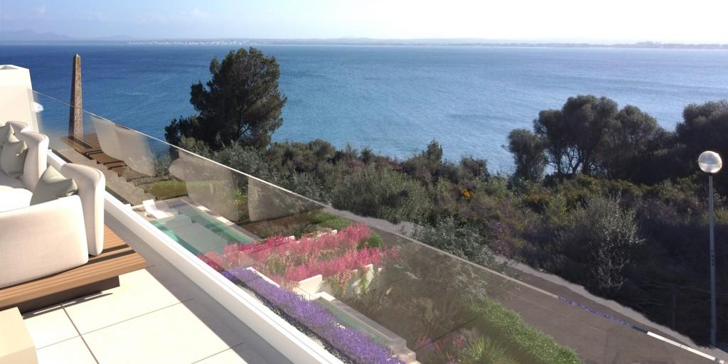 terraza 2 casa A