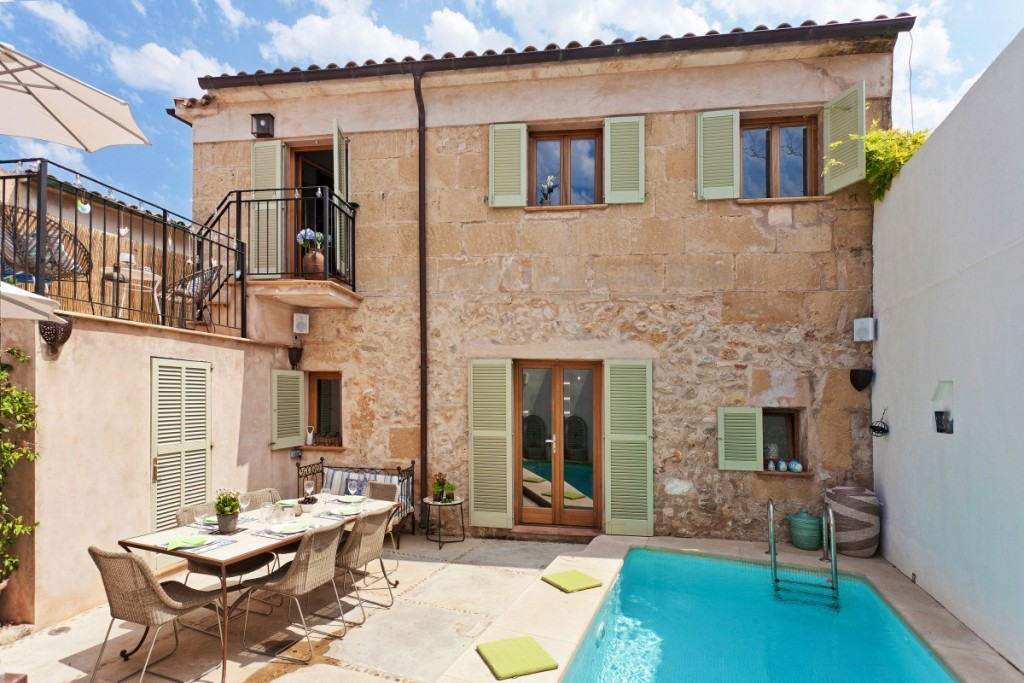 Pollensa townhouse