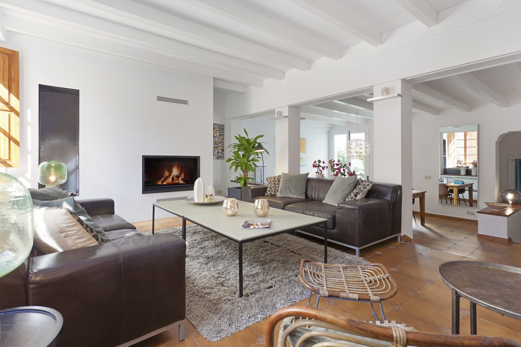Pollensa living room