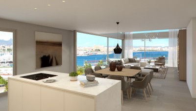 776050 - Apartment Duplex For sale in Paseo Marítimo, Palma de Mallorca, Mallorca, Baleares, Spain