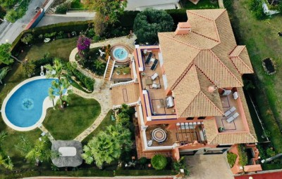 789886 - Detached Villa For sale in Calahonda, Mijas, Málaga, Spain