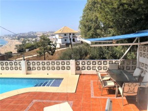 3 Bedroom 2 Bathroom Villa with Private Pool - Los Clavelles 3 - La Cala de Mijas - 620,000 Euros