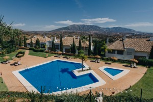 Stunning 3 Bedroom Townhouse in the beautiful location of La Cala Golf with breath-taking views.