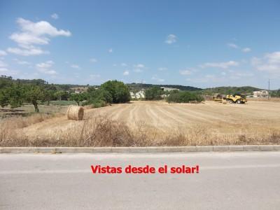 794998 - Single-family plot For sale in Vilafranca de Bonany, Mallorca, Baleares, Spain