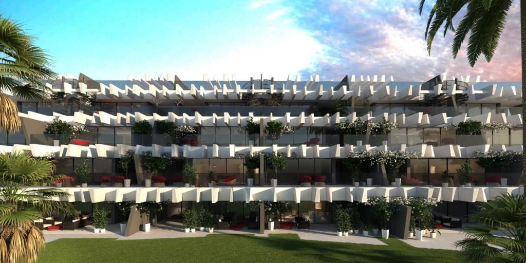 Estepona,Malaga,2 Bedrooms Bedrooms,2 BathroomsBathrooms,Ground floor,BYZAAP1031