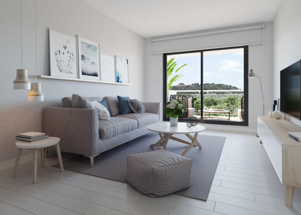 La Cala de Mijas,Malaga,2 Bedrooms Bedrooms,2 BathroomsBathrooms,Apartment,BYZAAP1085