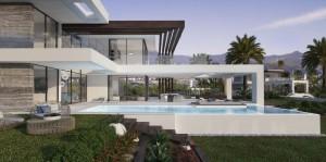 Detached Villa Sprzedaż Nieruchomości w Hiszpanii in Cancelada, Estepona, Málaga, Hiszpania