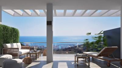 780717 - Garden Apartment For sale in La Duquesa, Manilva, Málaga, Spain