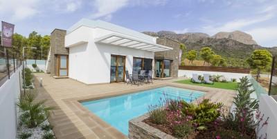 796163 - Detached Villa For sale in Polop, Alicante, Spain