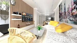 Apartment Sprzedaż Nieruchomości w Hiszpanii in Los Boliches, Fuengirola, Málaga, Hiszpania
