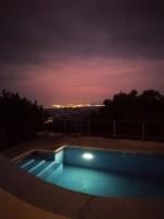 sayalonga 2148 pool by night
