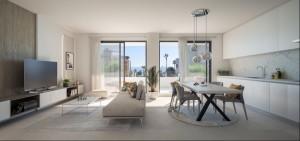 Garden Apartment Sprzedaż Nieruchomości w Hiszpanii in Torrox Costa, Torrox, Málaga, Hiszpania