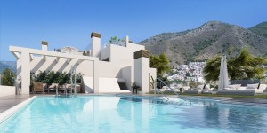 803986 - Duplex Penthouse for sale in Nerja, Málaga, Spain