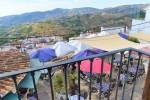 outside bar and terrace