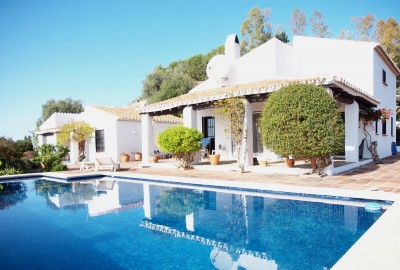 796099 - Country Home For sale in Arenas, Málaga, Spain