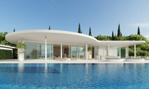 Villa Sprzedaż Nieruchomości w Hiszpanii in El Higueron, Benalmádena, Málaga, Hiszpania