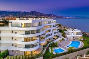 Atico - Penthouse for sale in Marina del Sol, Fuengirola, Málaga, Spain