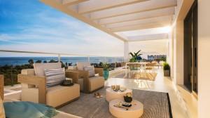 Garden Apartment for sale in Rincón de la Victoria, Málaga, Spain
