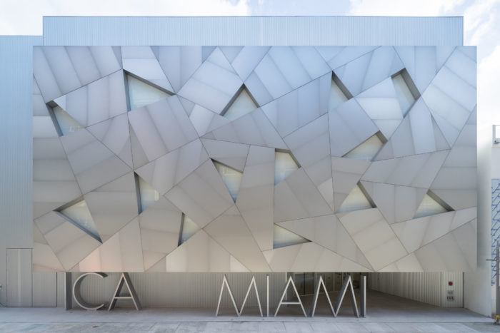 The Institute of Contemporary Art, Miami. Photo: Iwan Baan.
